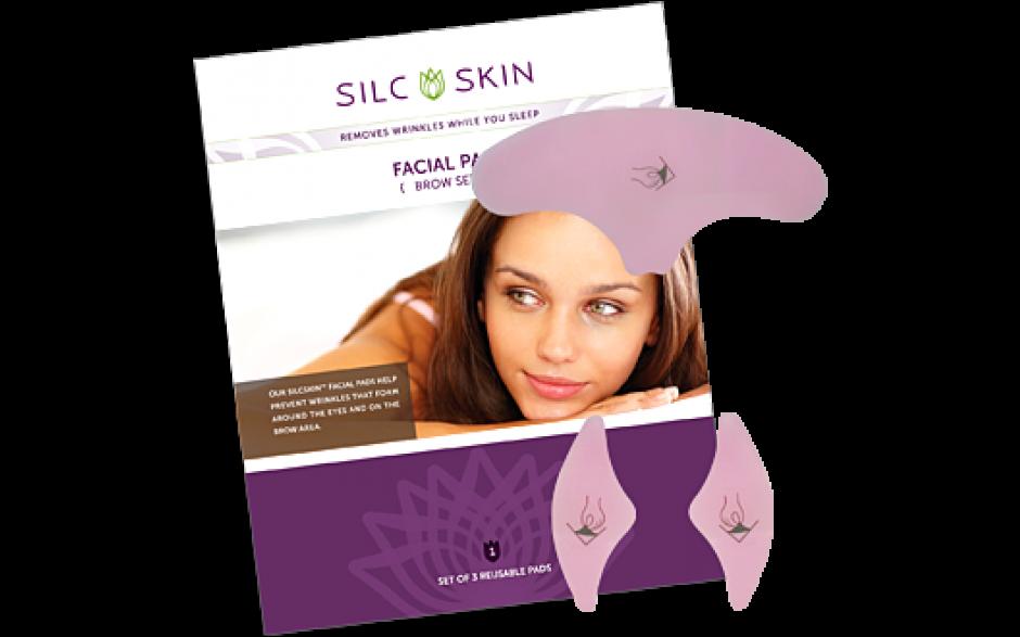 Silc Skin Facial Pads Brow Set