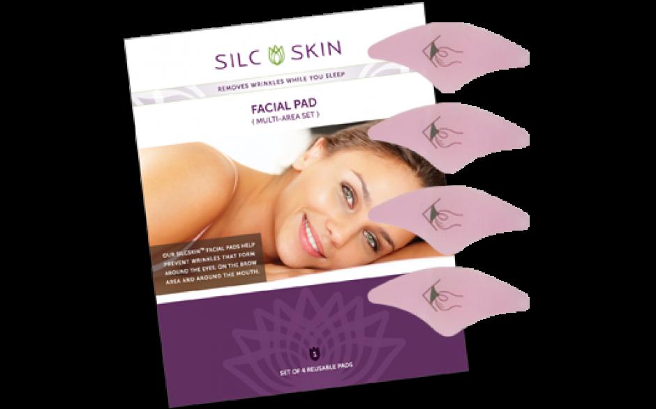 Silc Skin Facial Pads Multi-Area Set