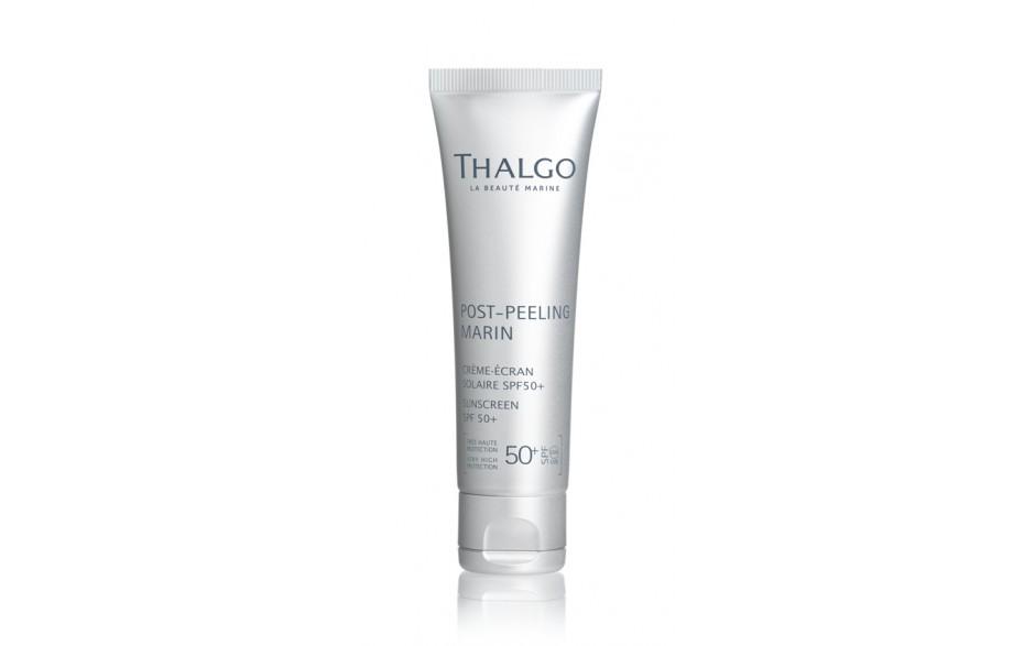 Thalgo Peeling Marin Sunscreen SPF50+