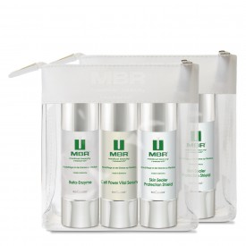 MBR Travel Set - Beta-Enzyme Exfoliator,Cell Power Vital Serum, Skin 3 x 50 ml