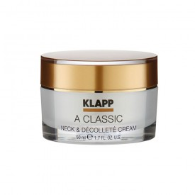 Klapp A Classic Neck & Décolleté Cream