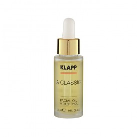 Klapp Facial Oil with Retinol