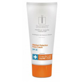 MBR Medium Protection Face Cream SPF 20