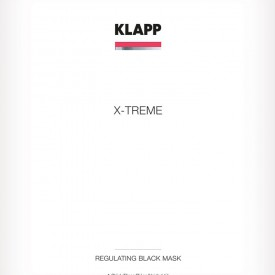 Klapp X-Treme Regulating Black Mask
