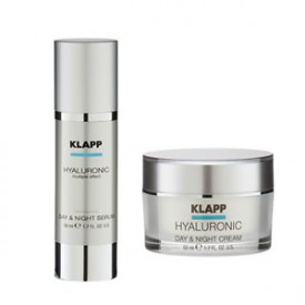 Klapp Hyaluronic  Day & Night Set