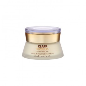 Klapp Kiwicha Neck & Decolleté Cream