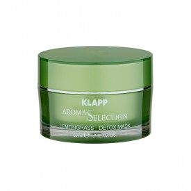 Klapp Aroma Selection Lemongrass - Detox Mask