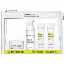 Dermaceutic 21 Days Expert Care Kit - Acne-Prone Skin