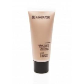 Academie Crème teintée Multi-effects - Teinte Beige rosé / Multi-effect Tinted Cream - Rose beige Shade