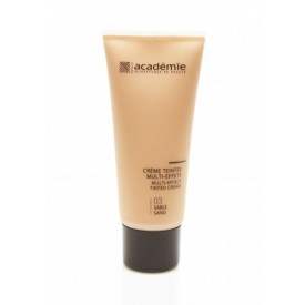 Academie Crème teintée Multi-effects - Teinte Sable / Multi-effect Tinted Cream - Sand Shade