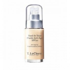 T. LeClerc Anti-ageing fluid foundation - 02 Clair Rosé satiné