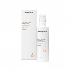 Mesoestetic Mesoprotech Sun Protective Body Lotion 30+