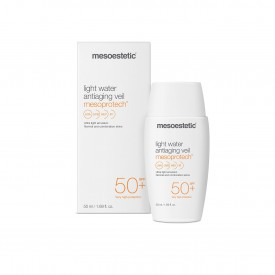 Mesoestetic Mesoprotech Light Water Antiaging Veil 50+