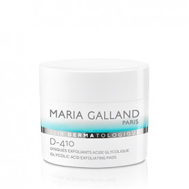 Maria Galland D-410 Disques exfoliants acide glycolique