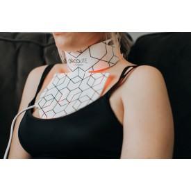 DecoLite - nek en decollete LED masker voor thuisgebruik