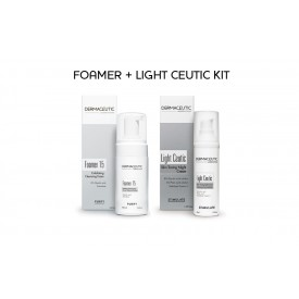 Dermaceutic Aanbieding Foamer 15 en Light Ceutic
