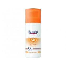 Eucerin Sun - Crème getint CC medium SPF 50