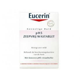 Eucerin Gev.Lichaamshuid - pH5 Zeepvrij Wastablet