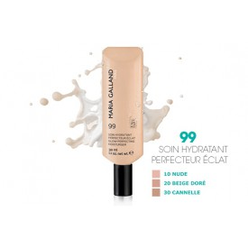 Maria Galland Soin Hydratant Perfecteur Eclat - Nude