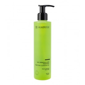 Academie Gel Démaquillant Purifiant / Purifying Cleansing Gel + 40 ml gratis