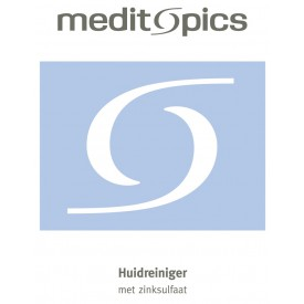 Meditopics Huidreiniger met Zinksulfaat (Nieuwe naam! Voorheen Antibacteriële Huidreiniger)