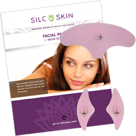 Silc Skin Facial Pads Brow Set