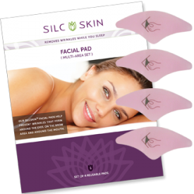 Silc Skin Facial Pads Multi-Area Set
