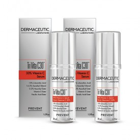 Dermaceutic Duo pakket Tri Vita C30