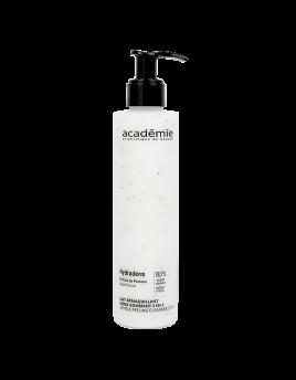 Academie Hydraderm Lait Démaquillant Doux Gommant 2 en 1 / Gentle Peeling Cleanser 2 in 1