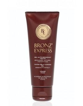 Academie Bronz ' Express Gel Auto-Bronzante Teintée / Tinted Self-Tanning Gel