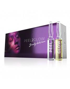 Peel2Glow Purifyer&Skin Bloom 10x2 amp.